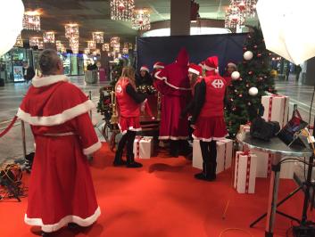 SBB Event Bahnhof Bern